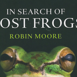 Robin Moore, lost frogs, book