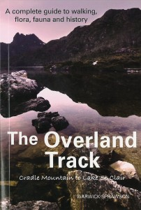 Overland Track guidebook cover