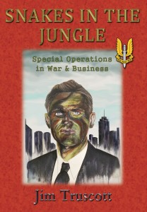 'Snakes in the Jungle,' by Jim Truscott.