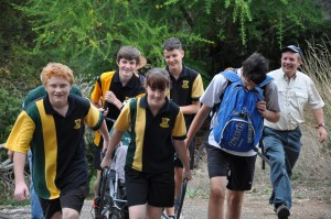 Daylesford Secondary and TrailRiders