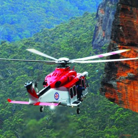 NSW rescue helicopter