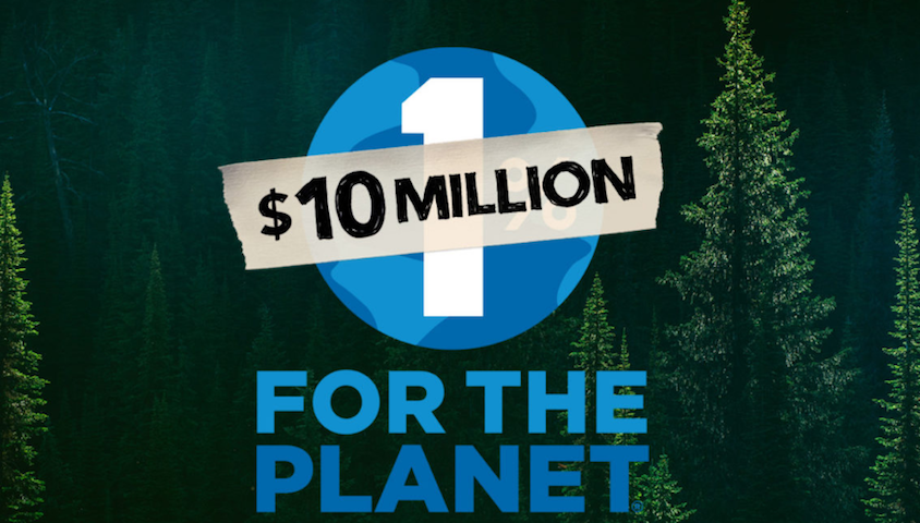 Patagonia for the planet