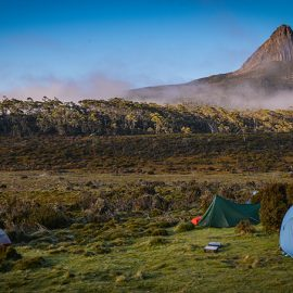Overland Track by Mark Whitelock.