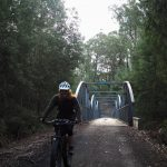 Cycling in the proposed Great Forest NP.